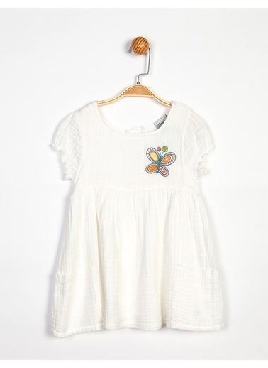 Panolino Elbise Beyaz